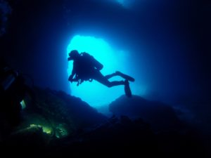 Panderonisi Cave